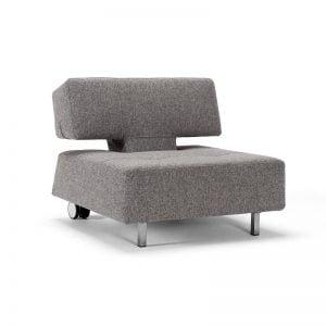 Produktbilde av Long Horn Stol i grå