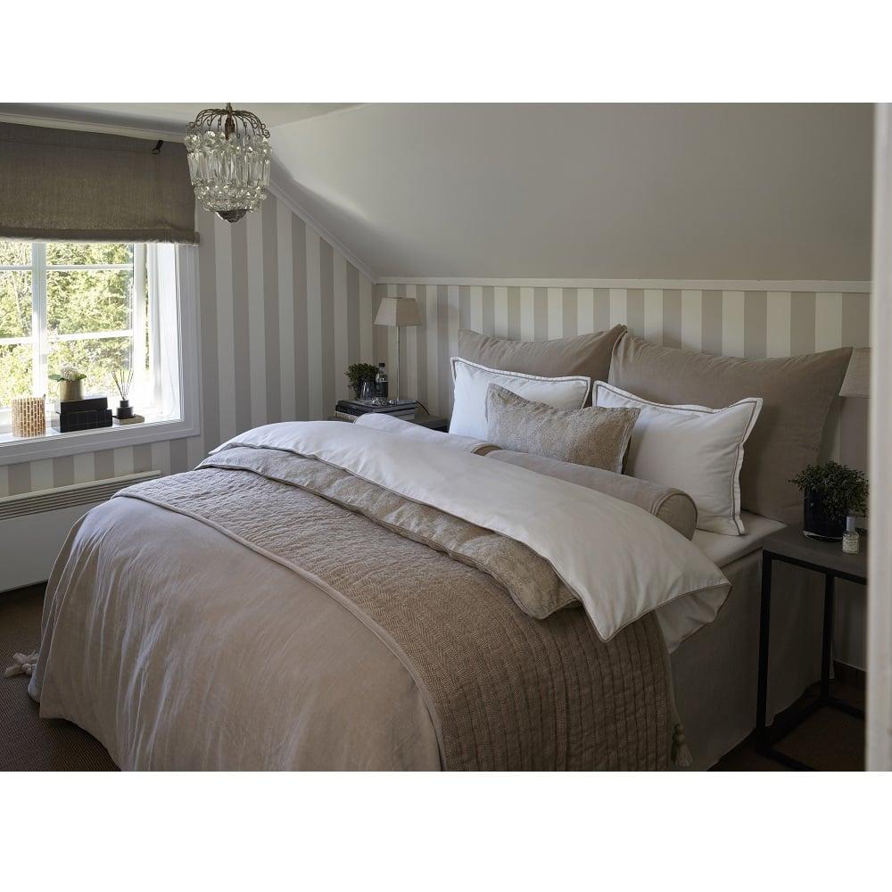 Topp Byron Sengeteppe - Pure Cashmere - Bedtime GL-87
