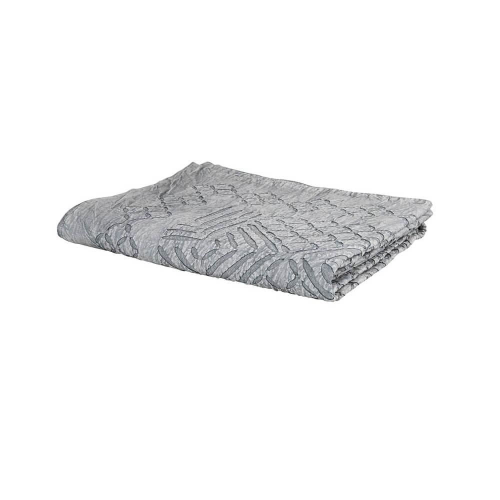 Seriøst Sengeteppe grå - Bedtime IZ-33