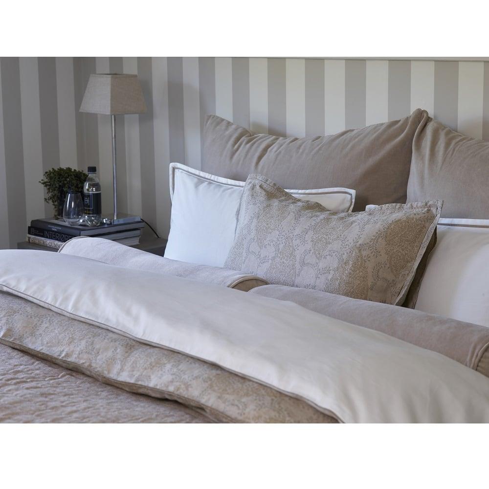 Fasjonable Byron Sengeteppe - Pure Cashmere - Bedtime YT-32