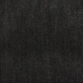 Stoff: Eros  Farge: Graphite 07  Prisgruppe C Komposisjon: 51% acrylic, 40% polyester, 9% viscosis Rengjøring: 30°C vaskbart Martindale: 60 000