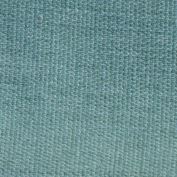 Stoff: Lido  Farge: 32 Turkos  Prisgruppe B Komposisjon: 100% polyester Rengjøring: 60°C vaskbart Martindale: 106 000