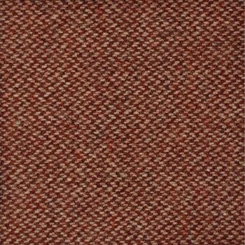 Stoff: Natura  Farge: Goji 4207  Prisgruppe C Komposisjon: 75% wool, 25% polyamid Rengjøring: Skumrens Martindale: 100 000