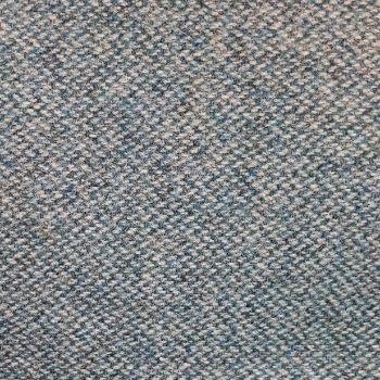 Stoff: Natura  Farge: Aqua 4355  Prisgruppe C Komposisjon: 75% wool, 25% polyamid Rengjøring: Skumrens Martindale: 100 000