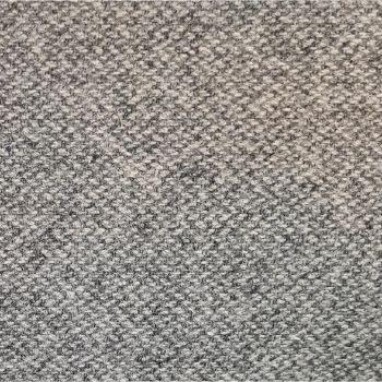 Stoff: Natura  Farge: Skifer 4615  Prisgruppe C Komposisjon: 75% wool, 25% polyamid Rengjøring: Skumrens Martindale: 100 000